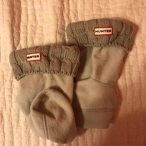 Hunter Short Rain Boot Socks